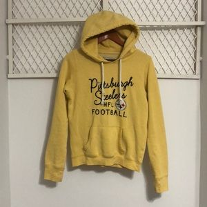 CAMPUS CREW Pittsburgh Steelers NFL Sweatshirt